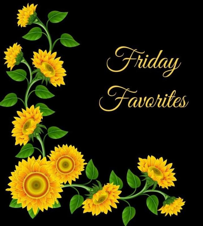 Friday Favorites (1)